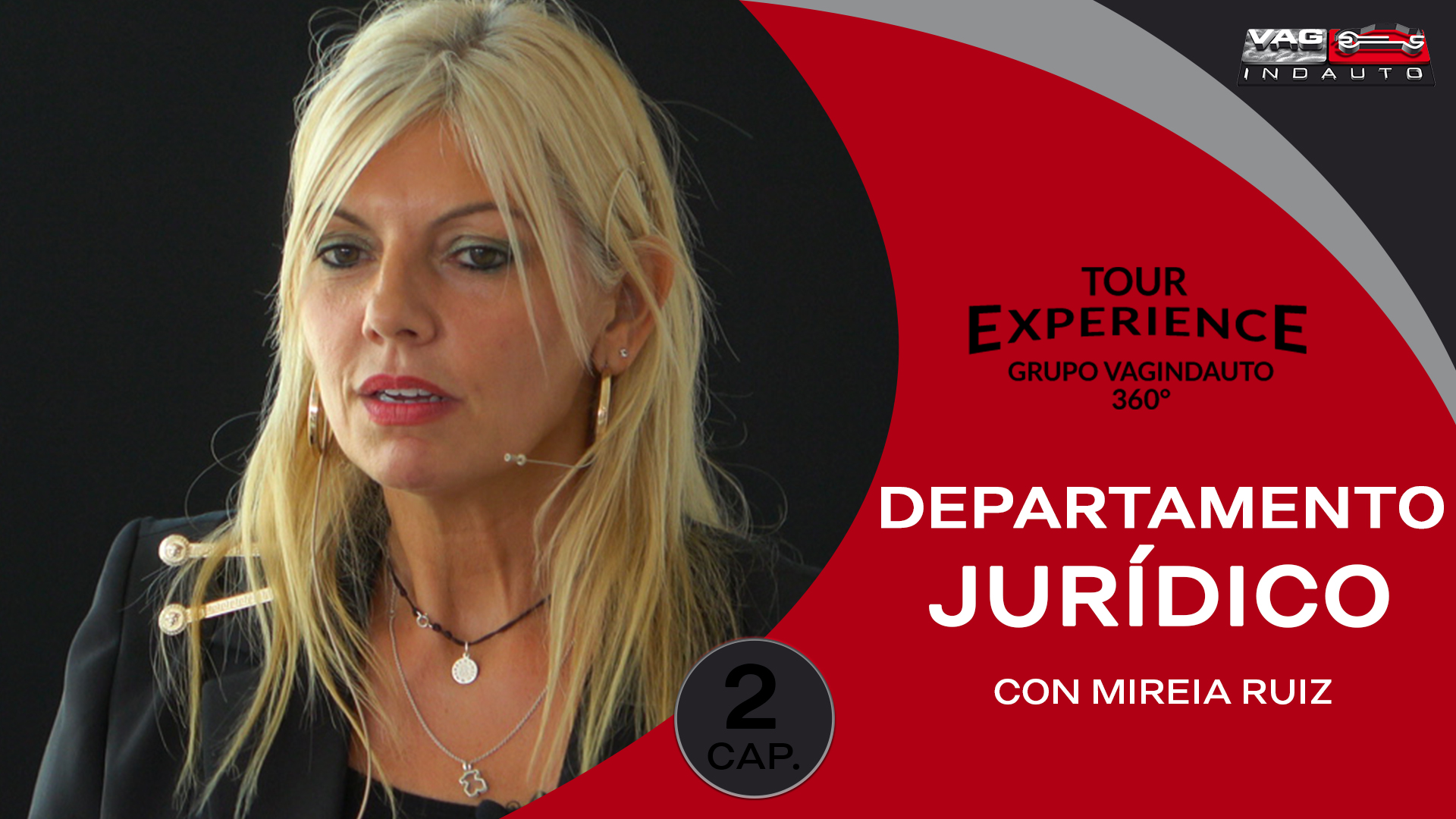 VIDEO PROMOCIONAL FINANZAS  & JURIDICO TOUR EXPERIENCE